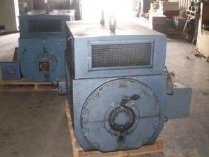 used electric motors