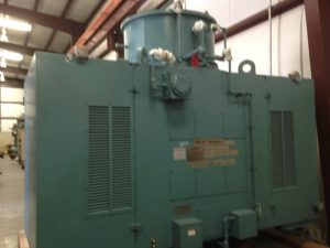 large used electric motors